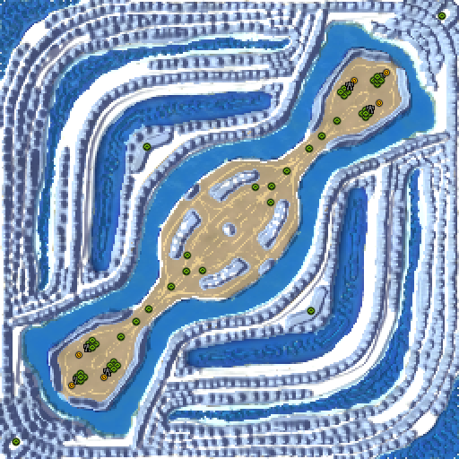 Карта sand bunker