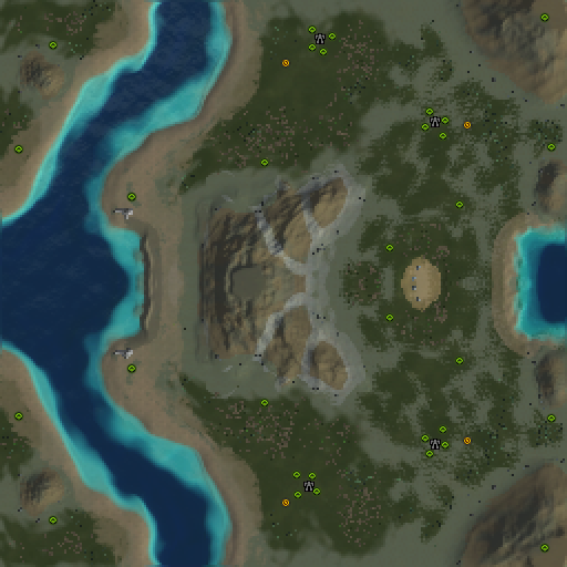 Карта schlachthummel