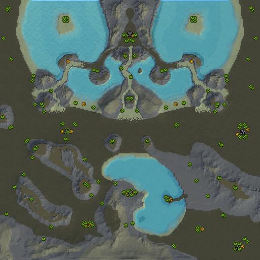 Карта schuck is salty