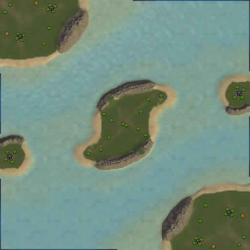 Карта sea fight v1