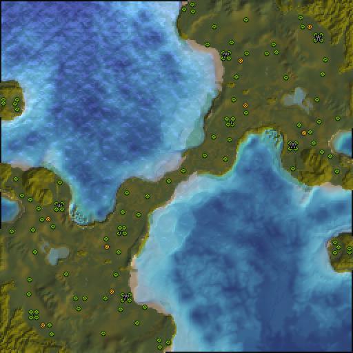 Карта seton reworked