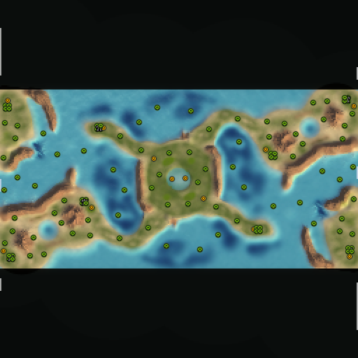Карта shipwreck bay