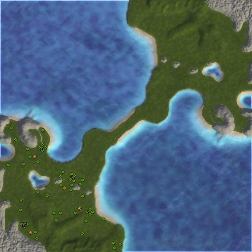 Карта sp defense