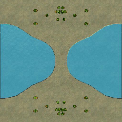 Карта spartan 1v1s