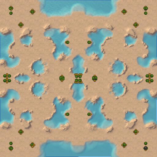 Карта spartanlands