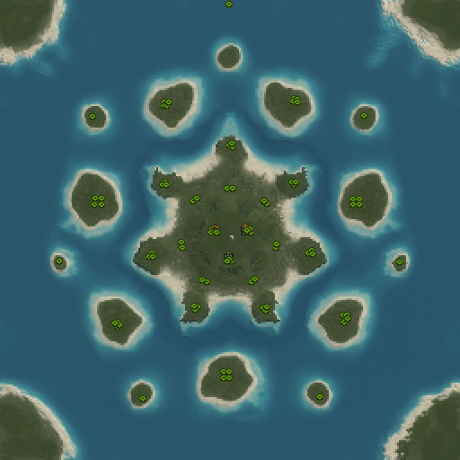 Карта survival mission 7