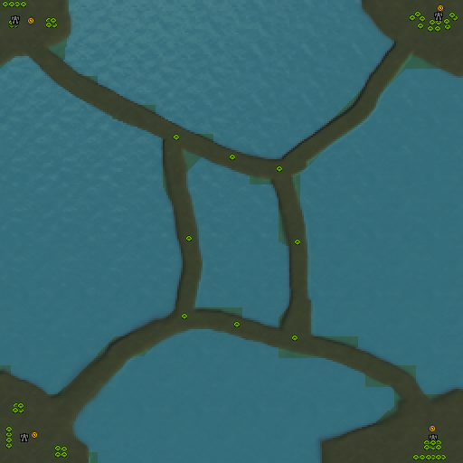 Карта test map 2
