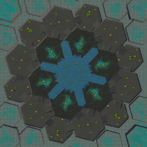 Карта tiberium wars