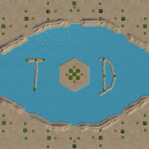 Карта tod-7vs7