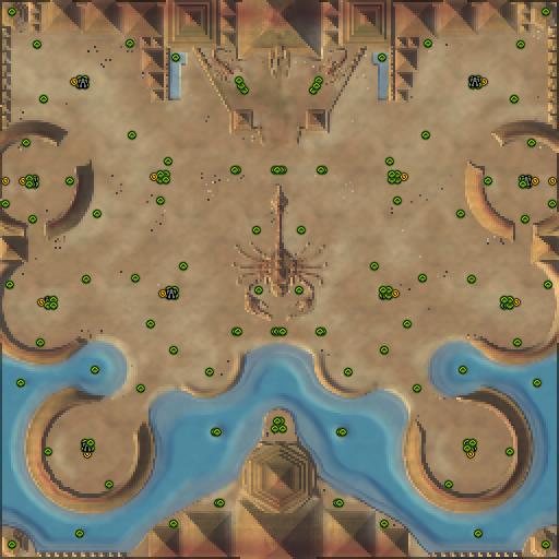 Карта tomb guard 6v6
