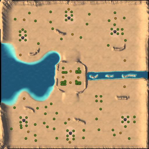 Карта worldwar3-v2