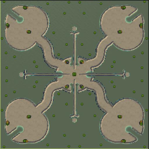 Карта xkam    close prison island
