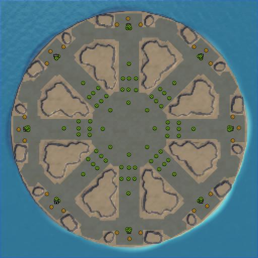 Карта zevs